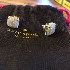 Kate Spade Sparkle Studs