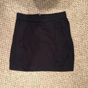 Black H&M Mini Skirt Size 12