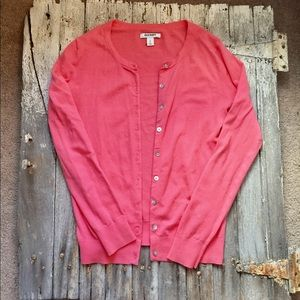 Old Navy Button Down Sweater