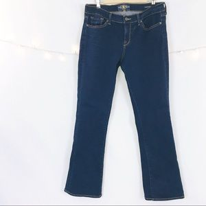 Lucky Brand Charlie Baby Boot Cut Jeans Size 14/32