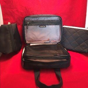 Mary Kay Travel Set. 3- Bags.