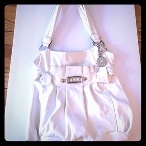 White Elle Handbag