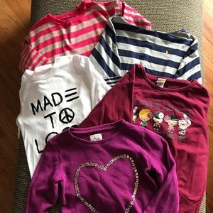 Other - Girls bundle of sweatshirts. Sizes 10-12