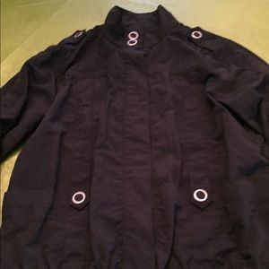 Old Navy nylon adorable rain jacket