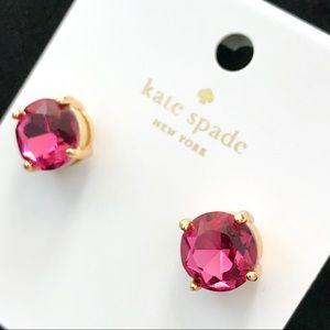 Kate Spade NY Diamond Gumdrop Earrings