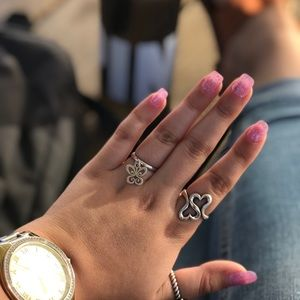 James Avery Butterly Dangle Ring🦋
