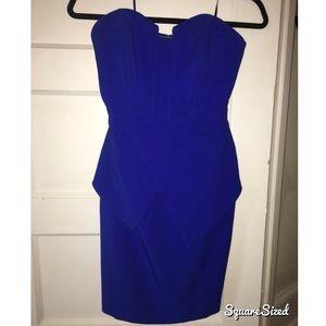 Nordstrom Royal Blue Dress