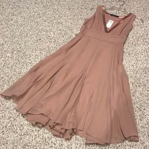 NWT Stunning Arden B Dress with Flowing Bottom