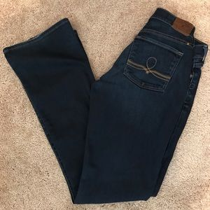 Lucky Brand size 2/26 Sofia boot cut jeans