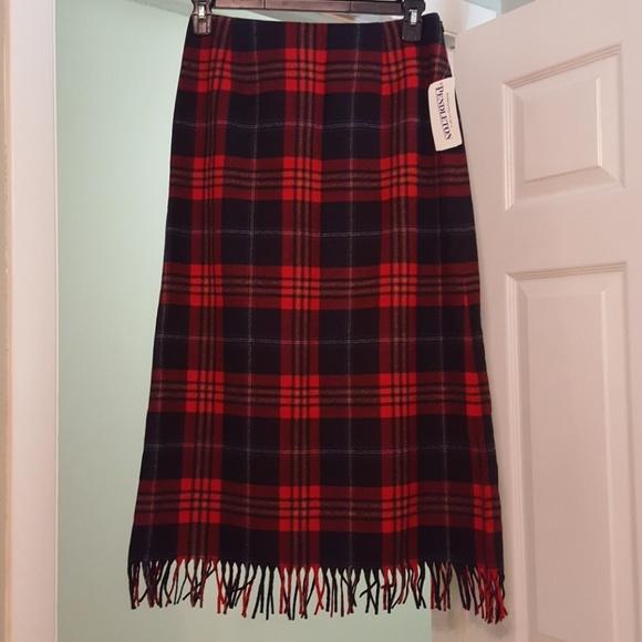 Pendleton Dresses & Skirts - Pendleton 100% virgin wool skirt