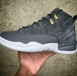 Other - Grey Suede 12s