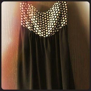 Strapless dress from Torrid size 2X