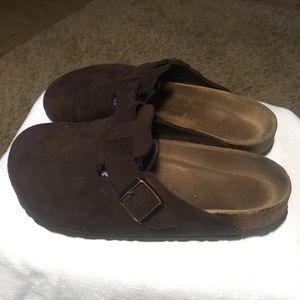 Birkenstock Mary Jane clogs