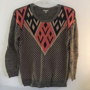 Ecoté tribal sweater