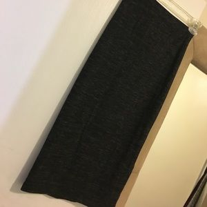 Zara midi skirt size small