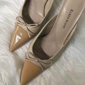 "🆕KAREN SCOTT ""Marishka"" kitten heels"