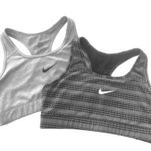 NWOT Pair of Nike Women's Sports Bras, medium