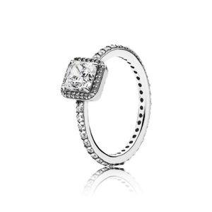 Pandora Timeless Elegance Ring, Clear CZ