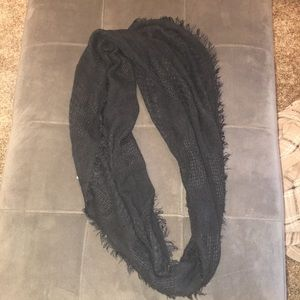 Variety of scarves