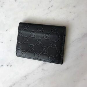 Authentic Men's Gucci Wallet