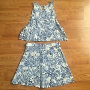 American apparel lulu set