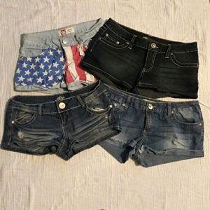 Jean Shorts Bundle