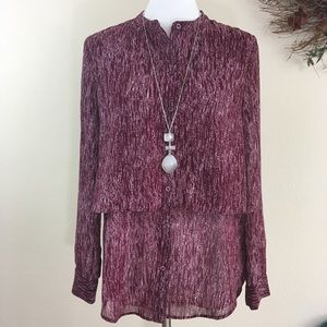 Banana Republic Long Sleeve Tunic