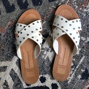 Dolce Vita Casta Slide On Sandals