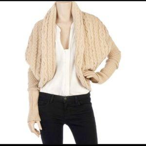 Diane Von Furstenburg Harville Wool Blend Sweater