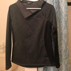 NorthFace Pullover Side ZIP