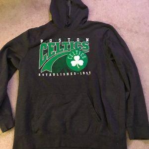 Boston Celtics hoodie sweatshirt