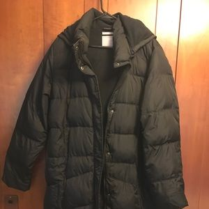 Old Navy Maternity Puffer Coat Size XXL