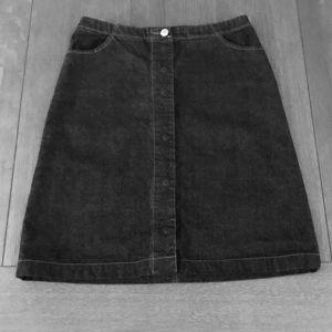 French Connection Denim skirt