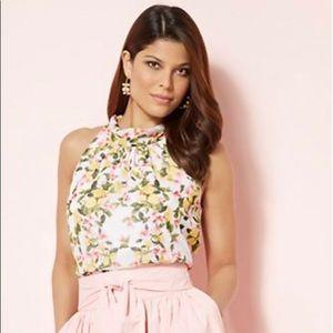 NWT Eva Mendes NY&C Blouse size Small!!