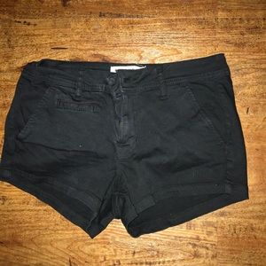 Pacsun black shorts