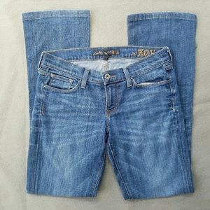 Lucky Brand ZOE Bootcut midrise jeans