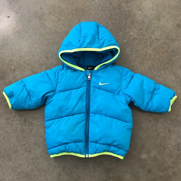 hottest sale hot-selling professional multiple colors Baby Boy Nike Puffer winter coat