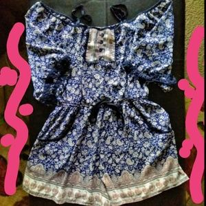 XL Romper great condition