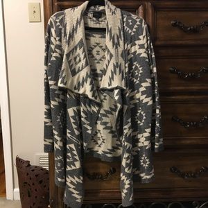 Size XL Open Cardigan by Market & Spruce