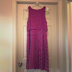 Loft dress, Size Large NWT