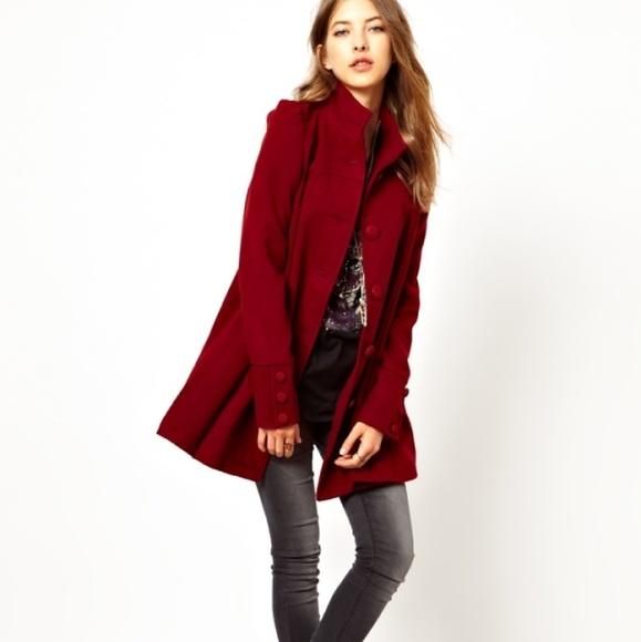 Free People Jackets Coats Winter Coat Poshmark