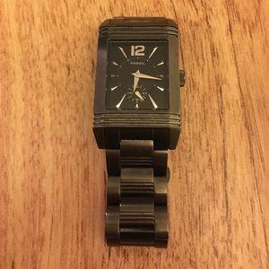 Men's Fossil Watch (needs battery!)