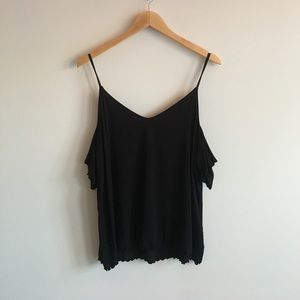 AE Cold-Shoulder Tee