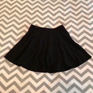 Black Flair MiniSkirt