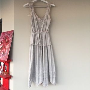 Gray Jersey Marc Jacobs Dress