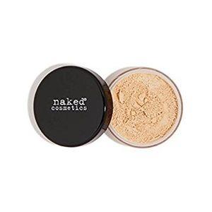 Naked Cosmetics Finishing Powder
