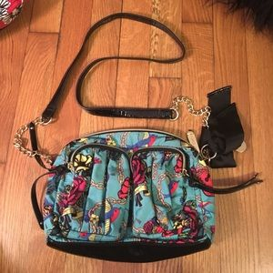 Betsy Johnson crossbody purse
