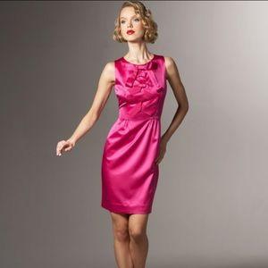 Kate Spade 🎀 Amelia Satin Bow Dress - Size 8