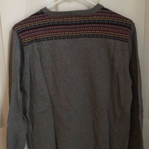 Light Patterned Sweater