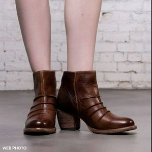 BED STU Arcane Leather Boot